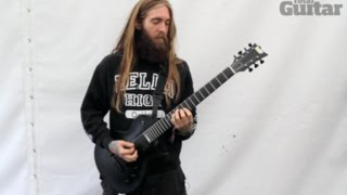 Me And My Guitar interview with Suicide Silence