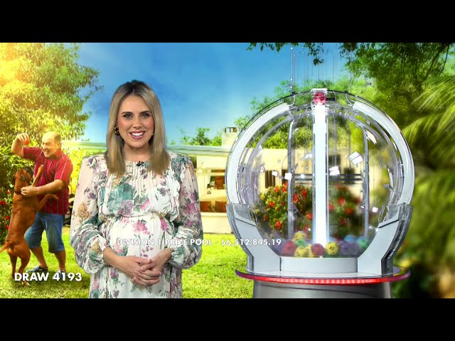 Saturday Lotto Results Draw 4193   Saturday, 25 September 2021   The Lott