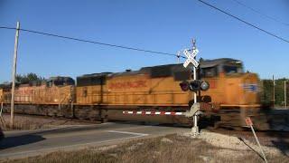 Union Pacific Freight Train CTH E