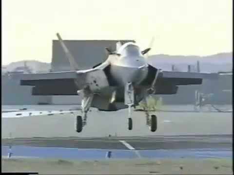 Máy bay tiêm kích F 35 có khả năng dùng vũ khí của tàu chiến