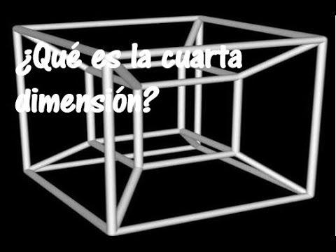 Qué es la cuarta dimensión? - YouTube