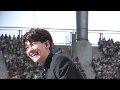 170708 SMTOWN LIVE WORLD TOUR Ⅳ IN SEOUL 나비잠 (SWEET DREAM) BAEKHYUN 백현 FOCUS