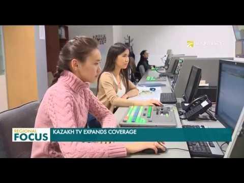 Kazakh TV started broadcasting in Turkey