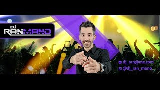 Mix 995 - Dj Ran Mano 2018 #10 || סט מזרחית חתונה