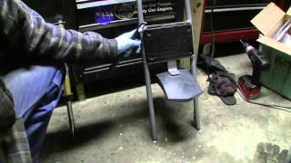 Inverted Fork Suspension For Doodle Bug Mini Bike