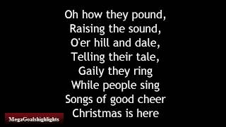 "Carol of the bells - Christmas Song ""Lyrics"""