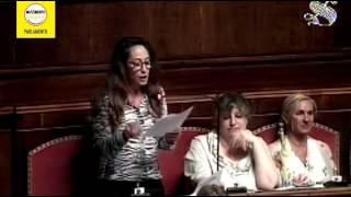 Decreto Vaccini, la dichiarazione di voto di Paola Taverna