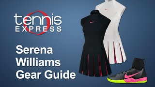Serena Williams US Open Gear Guide | Tennis Express