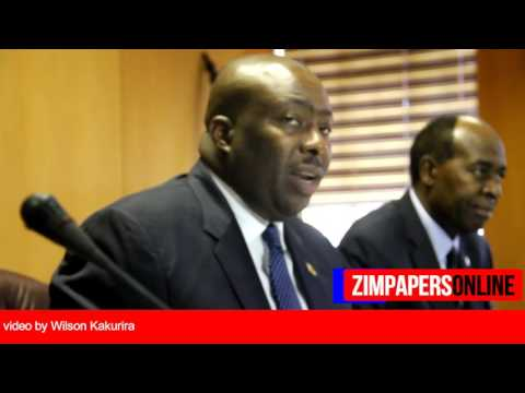 Local Government, Public Works and National Housing Minister Saviour Kasukuwere