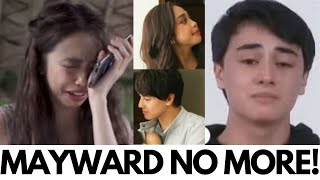 MAYMAY ENTRATA, Finally REVEALS the TRUTH About EDWARD BARBER! MAYWARD No More! How True?