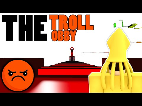 The Troll Obby 4k Montage Roblox Trailer Youtube
