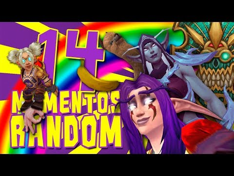 World of warcraft |MOMENTOS RANDOM|#14 |  I AM BEAUTIFUL WOMAN|