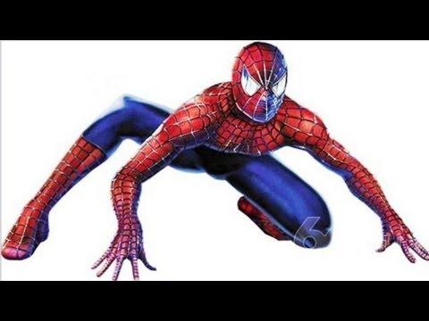 Раскраски из фильма Человек паук Spiderman Дитяч