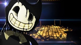 KARTUN HORROR - Bendy And The Ink Machine Indonesia - Chapter 1