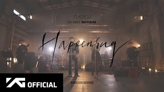 Download AKMU - 'HAPPENING' BAND LIVE SESSION