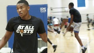Jaylen Hands Goes OFF! at Rico Hines UCLA Run