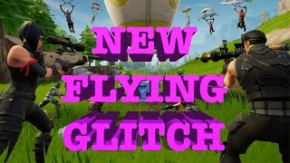HOW TO DO NEW Flying Glitch on Fortnite That is Making NINJA Mad