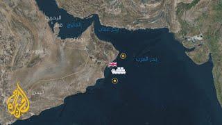 إسرائيل تتهم إيران بالهجوم على ناقلة نفط تابعة لها قبالة سواحل عمان