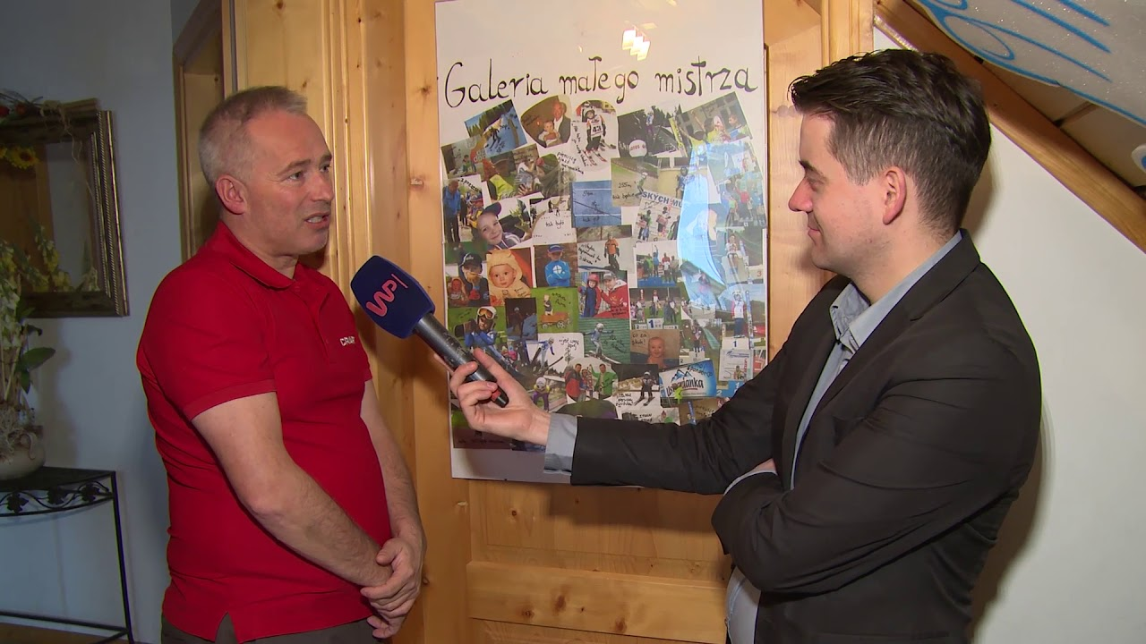 Andrzej Cienciała: Żyjemy chwilą, a naszą rolą jest wspierać syna. To rodzinna pasja