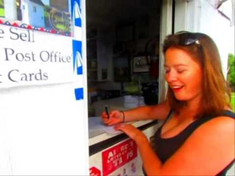 Smallest Post Office in America!