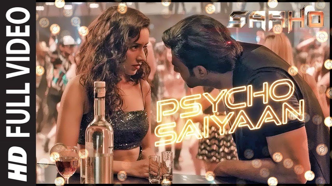 Download Full Video: Psycho Saiyaan   Saaho   Prabhas, Shraddha K   Tanishk Bagchi,Dhvani Bhanushali,Sachet T