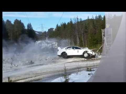 Flesbergsprinten 2015 Tinnes-Mork taker på SS1