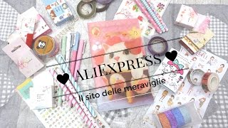 Mega Haul Aliexpress #6 - Cartopazza Addicted ❤