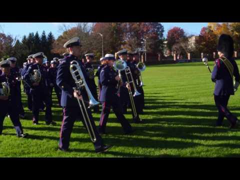 U S  Coast Guard Band Marching Broll