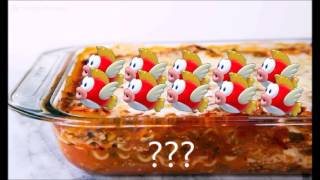 AGP YTP: Grandpa Makes Cheep Cheep Lasagna