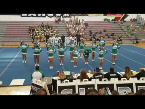 Monrovia High School Freshman Cheer Squad