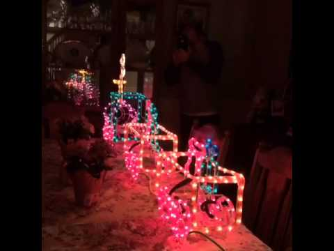 Yule rite aid train Christmas decor - Yule Rite Aid Train Christmas Decor - YouTube