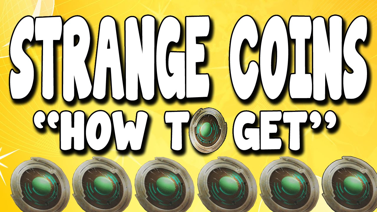 Destiny how to get strange coins in the taken king youtube