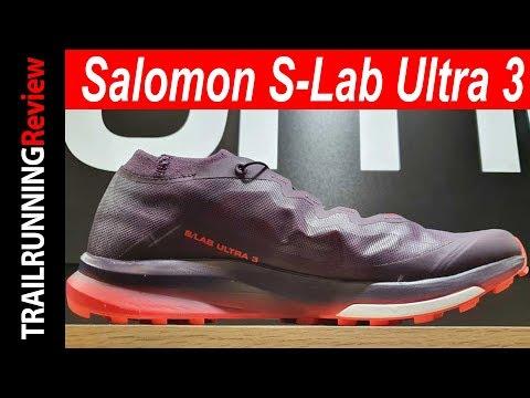 zapatillas trail salomon sense ultra xl