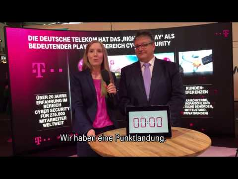 Social Media Post: CeBIT 2017 - 60 seconds mit… Dirk Backofen