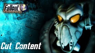 Fallout 2 Cut Content