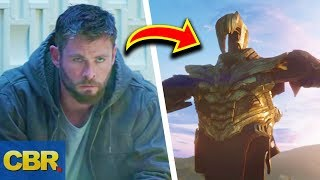 Marvel Avengers 4 Endgame Trailer Breakdown And Analysis