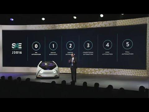 .自動駕駛汽車發展必須歷經的六個階段