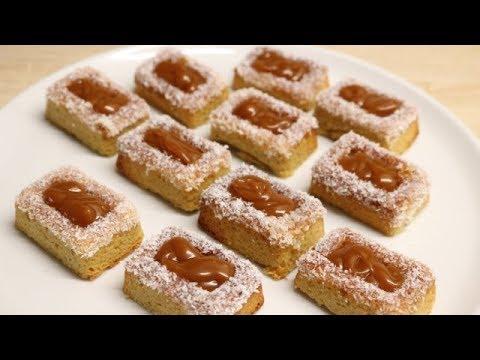 gÂteau-fÊtes-de-l'aid-petits-gÂteaux-au-caramel-beurre-salÉ-facile-(cuisine-rapide)