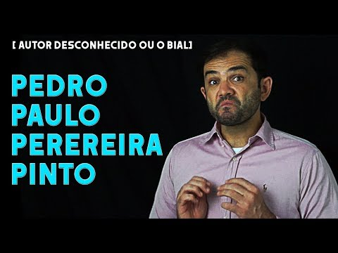 Pedro Paulo Pereira Pinto - A Saga