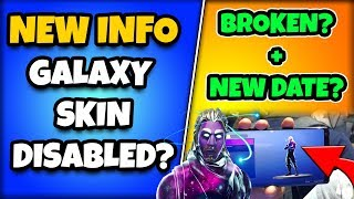 *NEW* Info on Fortnite Android GALAXY SKIN Offer (Fixed August 24th)