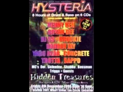 hysteria 23 - dj ss bassman palmer