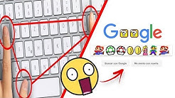 Top 10 GEHEIME Google Tricks die du JETZT ausprobieren musst!