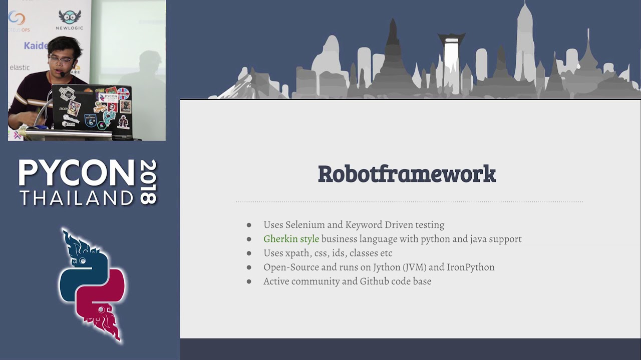 Image from Writing a good frontend test cases using RobotFramework