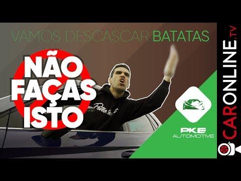 NÃO FAÇAS ISTO a CONDUZIR | 7 ERROS T�PICOS! - Vamos Descascar Batatas by PKE Automotive