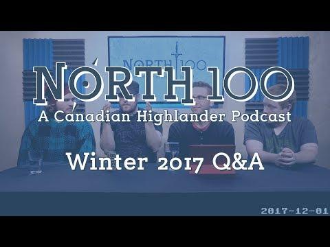North 100 Ep14 - Winter 2017 Q&A