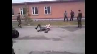 Русский vs Даг в армии