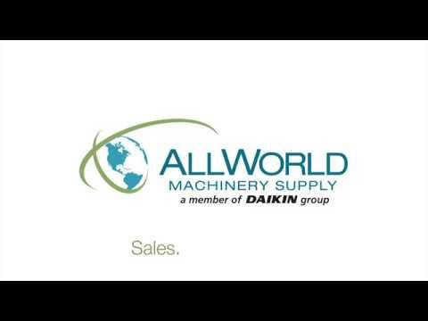 All World Machinery Supply Customer Service