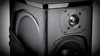 definitive Technology Studio Monitor 350 Bookshelf Speakers: Sheffield Drum Solo Demo (HQ)