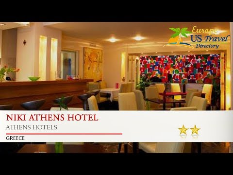 Niki Athens Hotel - Athens Hotels, Greece