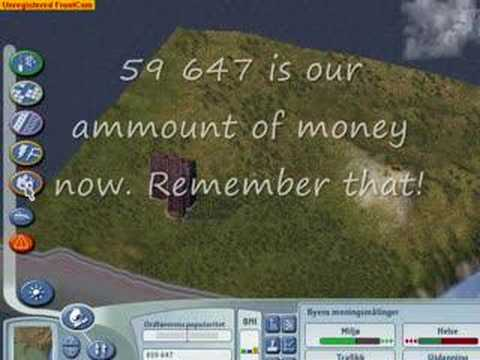 Unlimited <b>SimCity 4</b> money! No weaknesspays! - YouTube